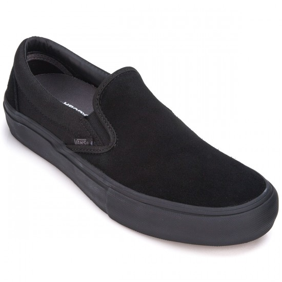 Vans Slip-On Pro Shoes - Blackout - 6.5