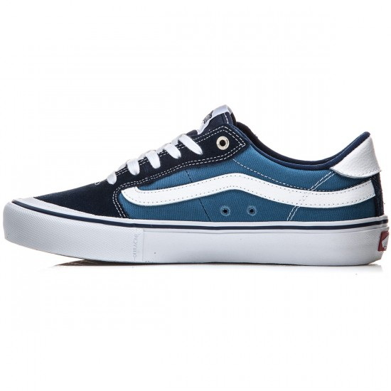 Vans Style 112 Pro Shoes - Navy/Navy/White - 10.0