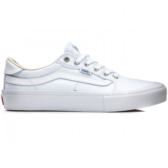 Vans Style 112 Pro Shoes - White/White - 10.0