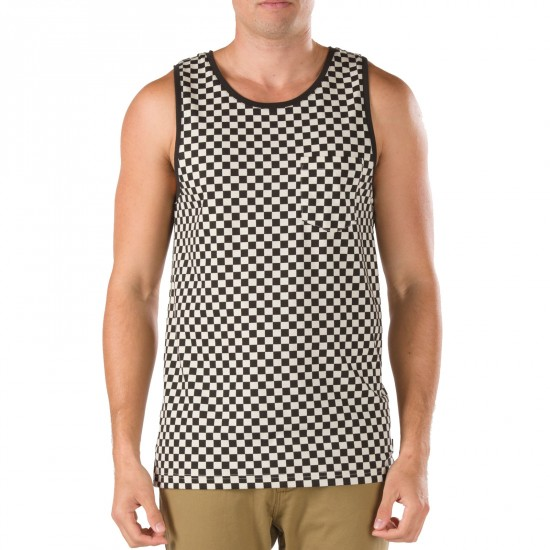 Vans Vicente Tank Top - Checker