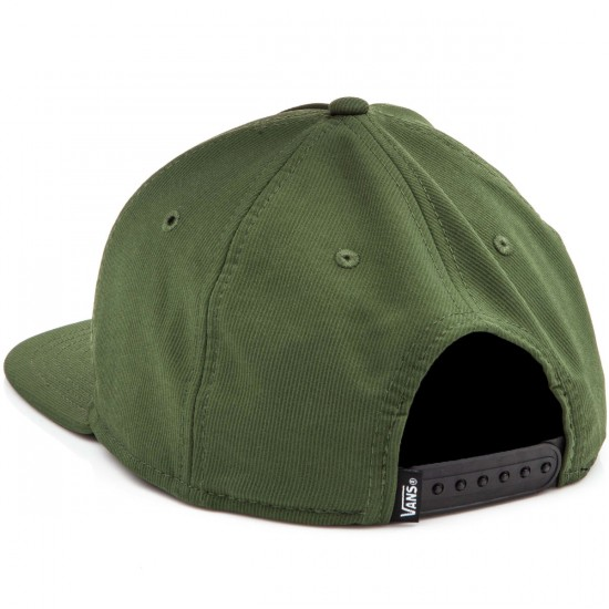 Vans Yardbrough Snapback Hat - Rifle Green