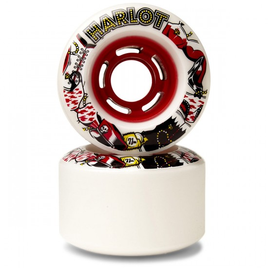 Venom Harlot Longboard Wheels - 71mm