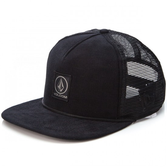 Volcom Bondo Cheese Hat - Black