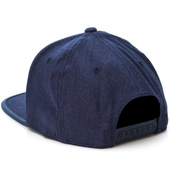 Volcom Boxit Hat - Grey Blue