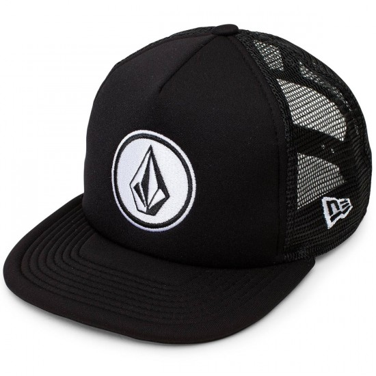Volcom Coast Cheese Hat - Black