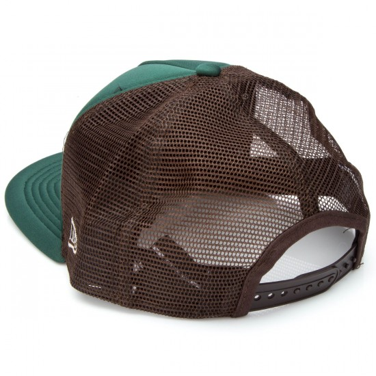 Volcom Coast Cheese Hat - Emerald Green