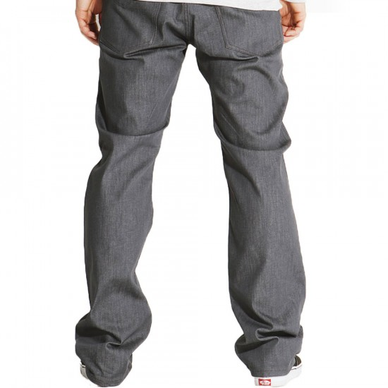 Volcom Five Down Jeans - S-Gene Grey