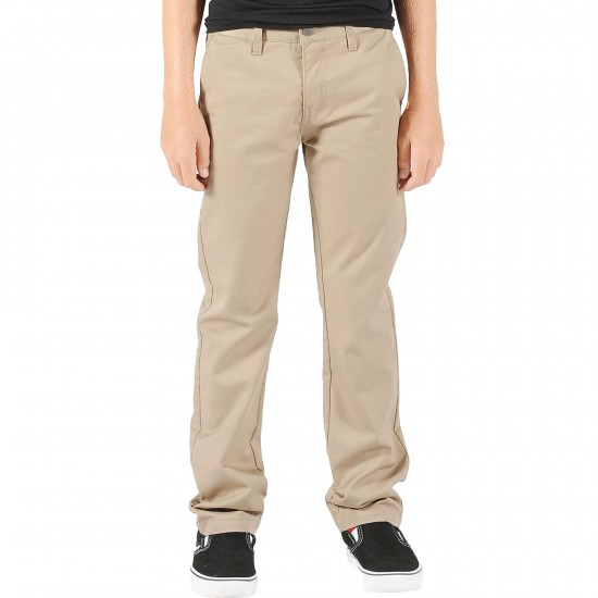 Volcom Frickin Modern Youth Pants - Khaki