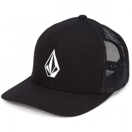 Volcom Full Stone Cheese Hat - Black