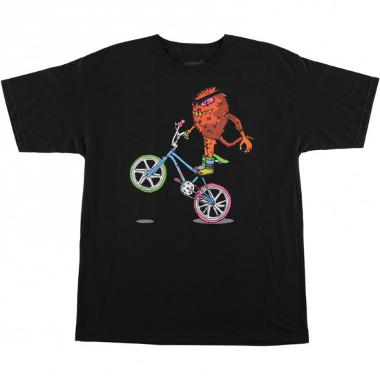 Neff Weenly T-Shirt - Black