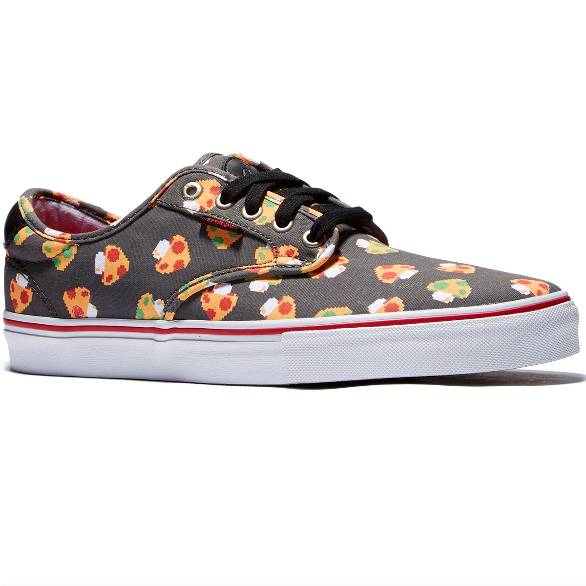 Vans Chima Ferguson Pro Shoes - Mushrooms Grey/White - 8.0