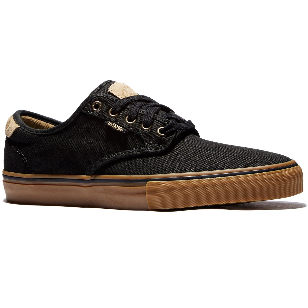 Vans Chima Ferguson Pro Shoes - Native Black/Gum - 8.0