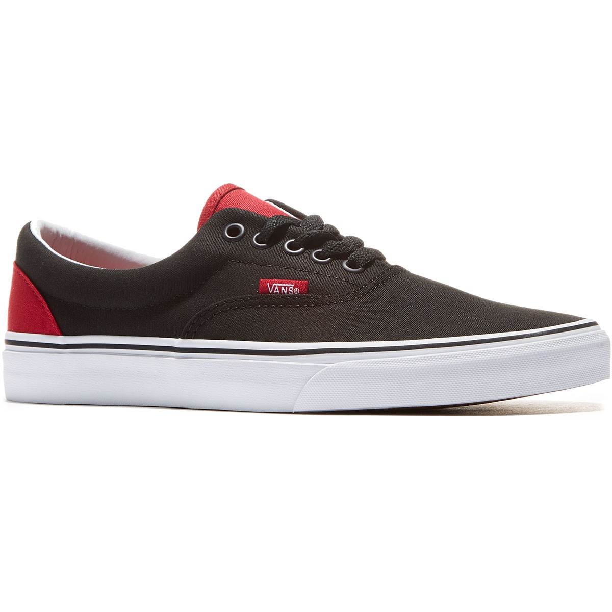 Vans Era Shoes - Pop Chili/Pepper Black - 8.0