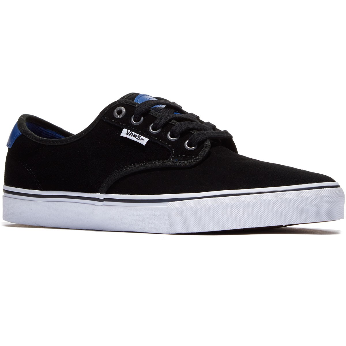 Vans Chima Ferguson Pro Shoes - Black/True Black