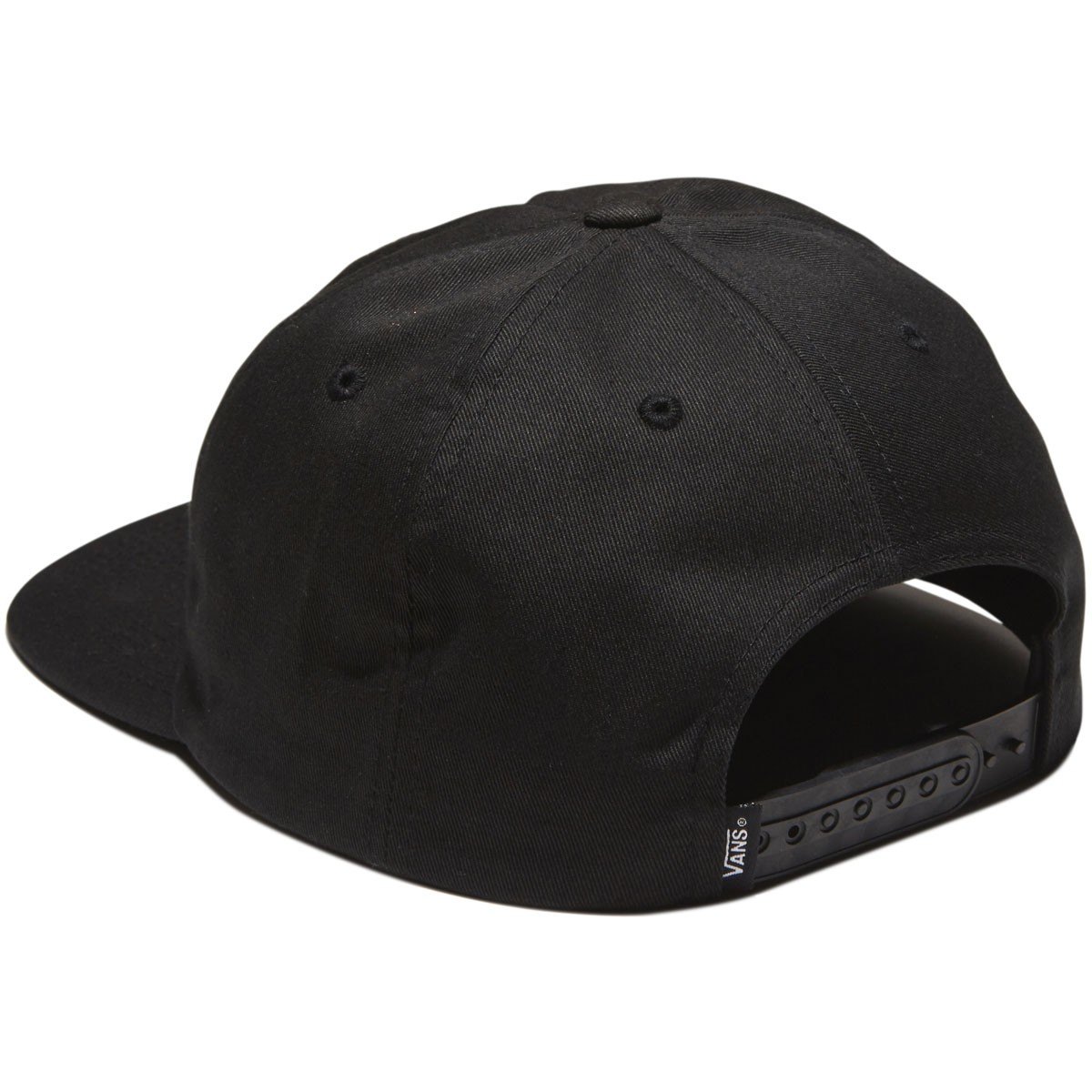 Vans Checkered Shallow Unstructured Hat - Black fa540aa8bf4