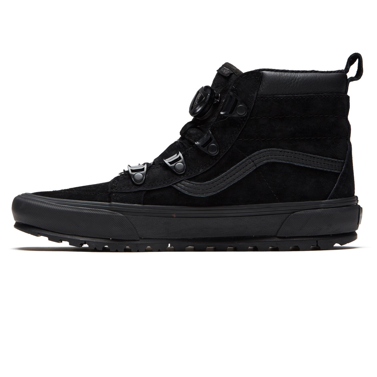 888f72a73a1ee4 Vans Sk8-Hi MTE BOA Shoes - Black - 10.0
