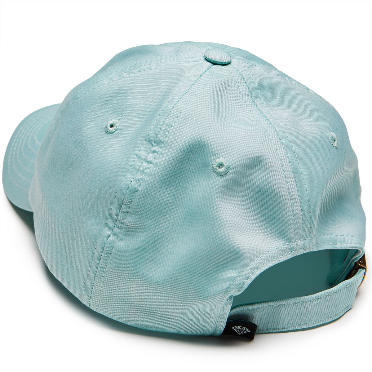 b2d758fbf9943 ... where to buy diamond supply co. micro brilliant sports trucker hat  diamond blue 3cd10 74547 ...