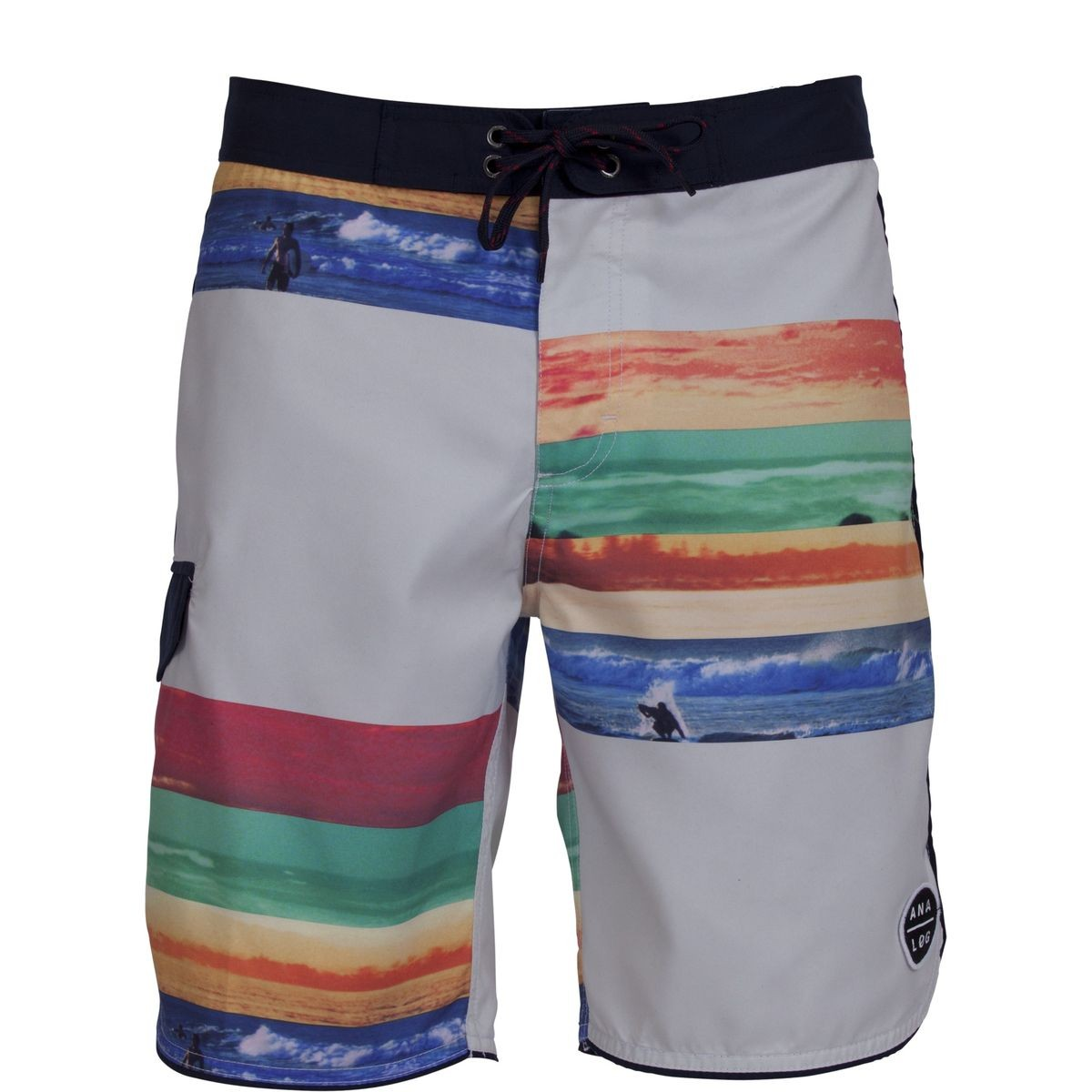 Analog Chroma Boardshorts - Halsband