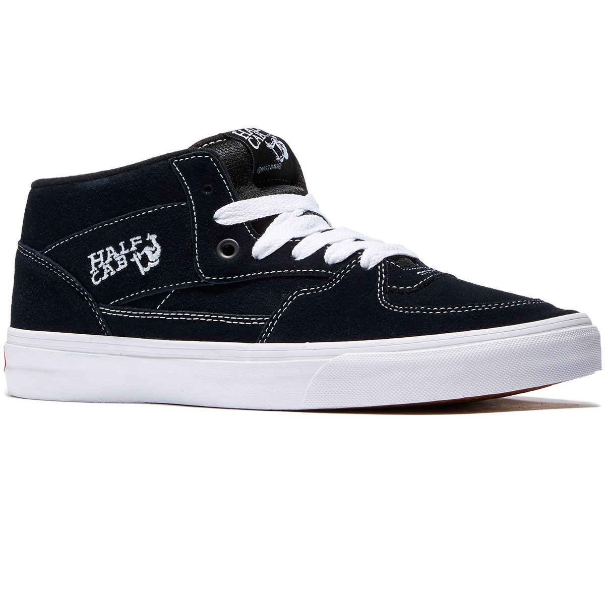 Vans Half Cab Shoes - Navy - 10.0