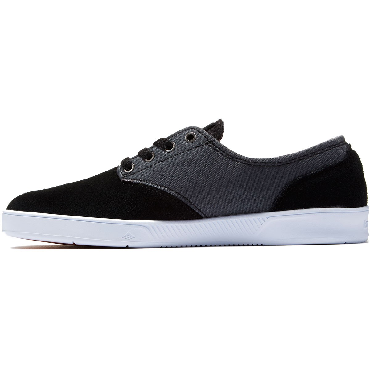 White And Grey Romero Shoes