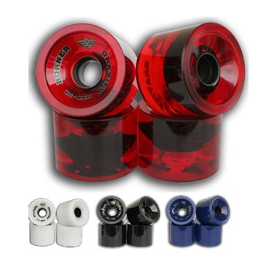 Gravity Burners Longboard Wheels 66mm