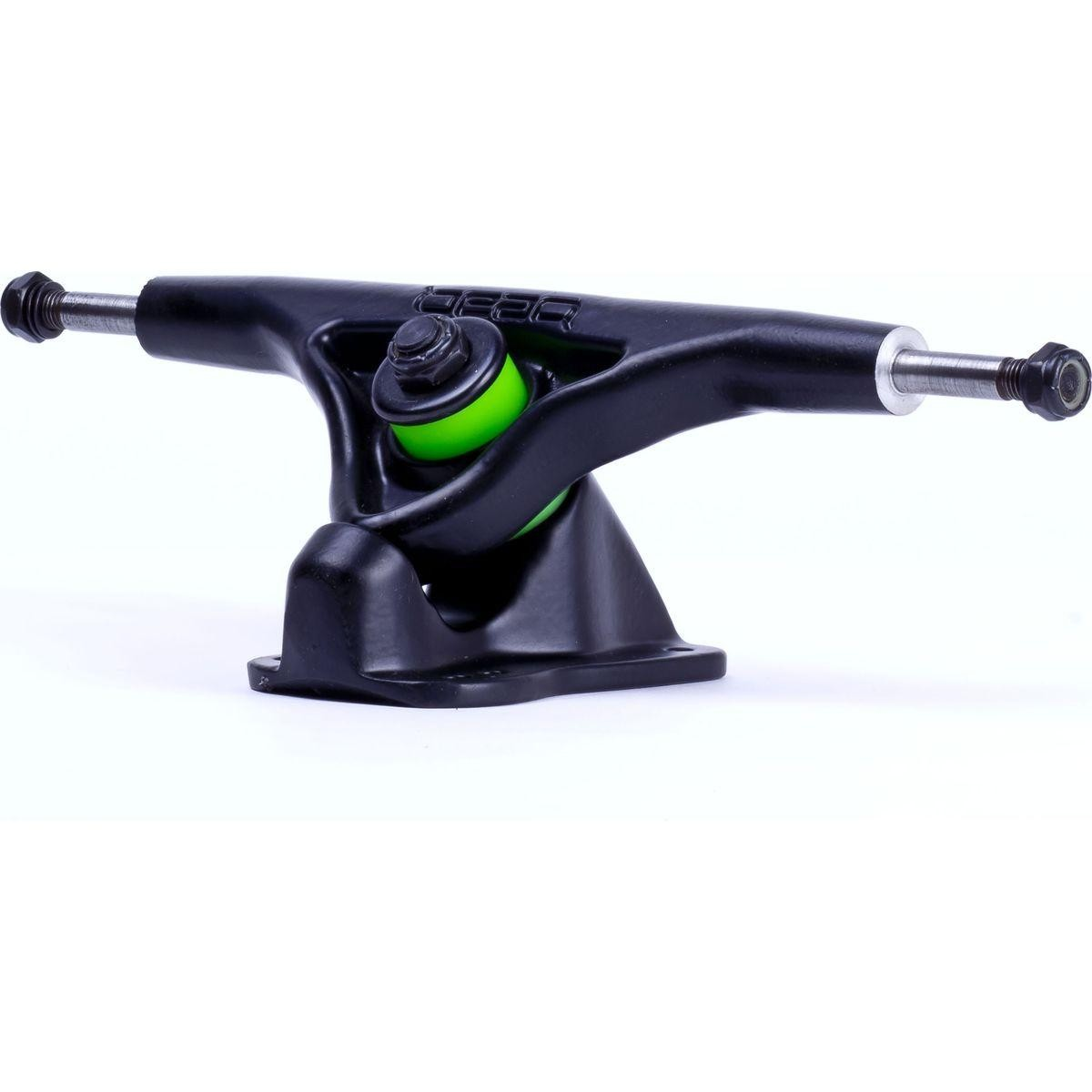 Bear Grizzly 840's Longboard Trucks  - Black 40 Degree