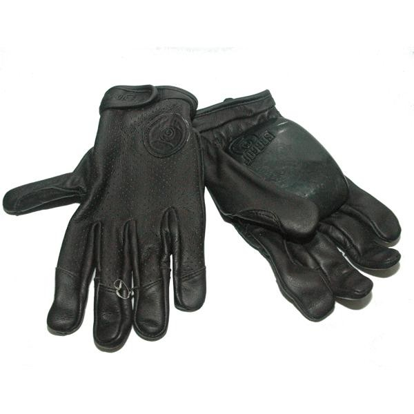 Sector 9 Driver Slide Gloves - Black