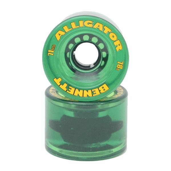 Alligator Wheels 71mm