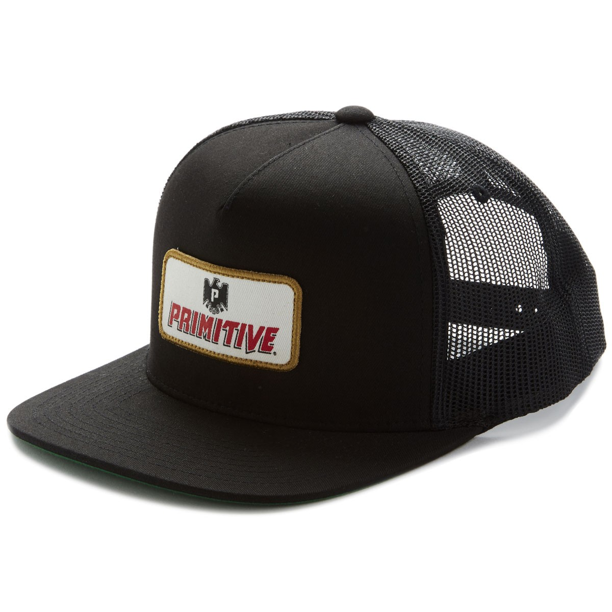 Primitive Cerveza Trucker Hat - Black 40211cfd694