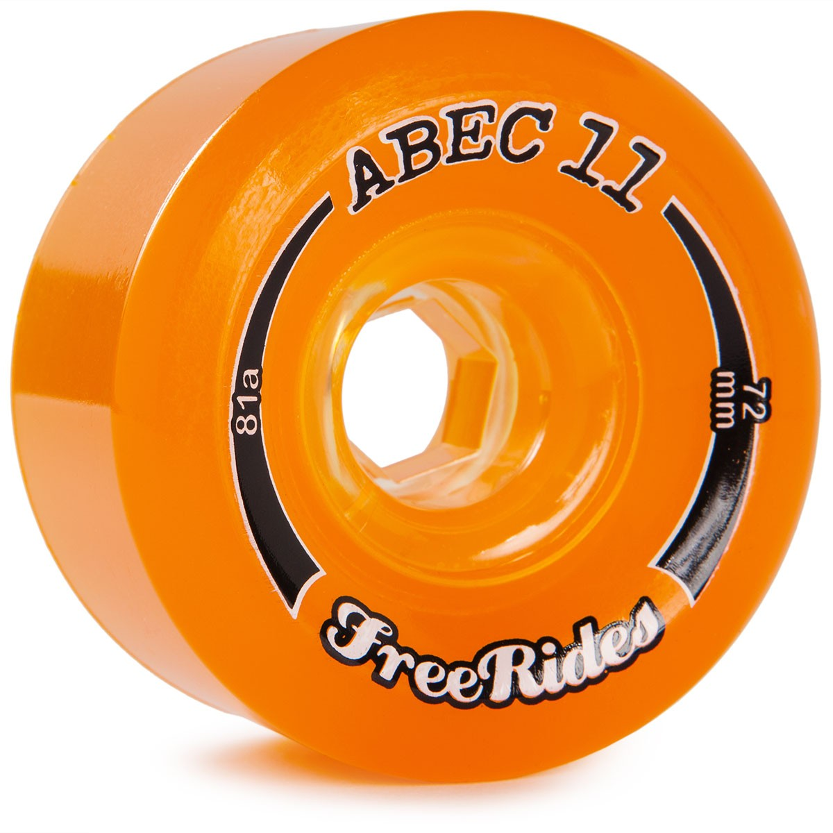 Abec 11 FreeRides Longboard Wheels - 72mm