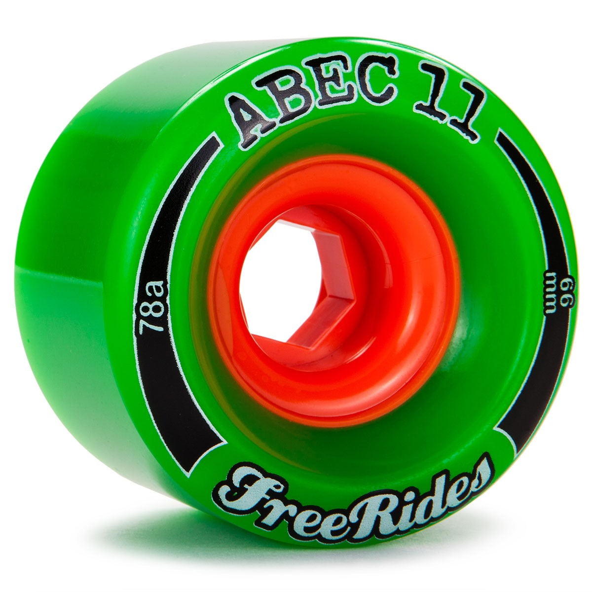 Abec11 Classic FreeRides Longboard Wheels 66mm
