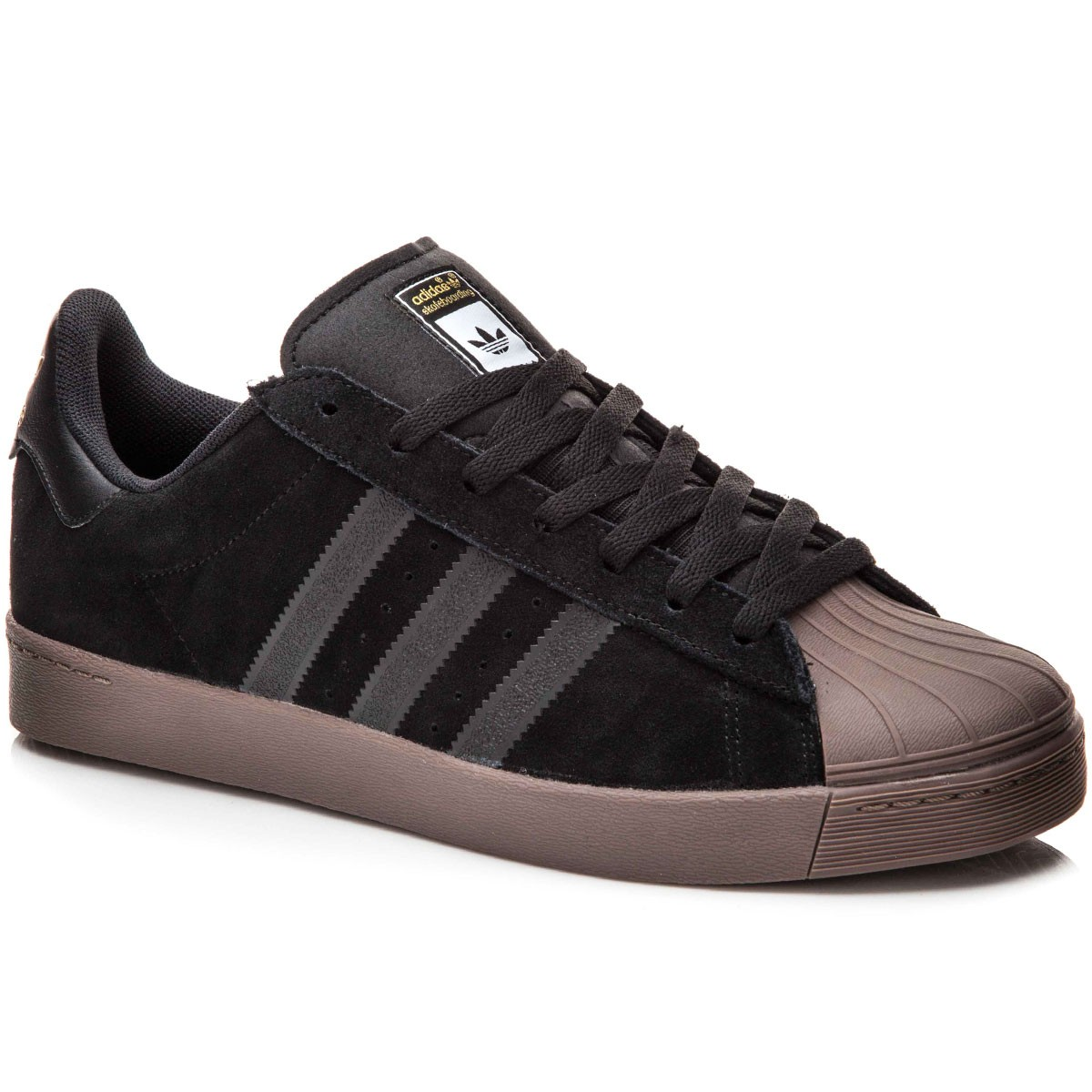hzkda Adidas Superstar Black And Metallic potassiumstore.co.uk