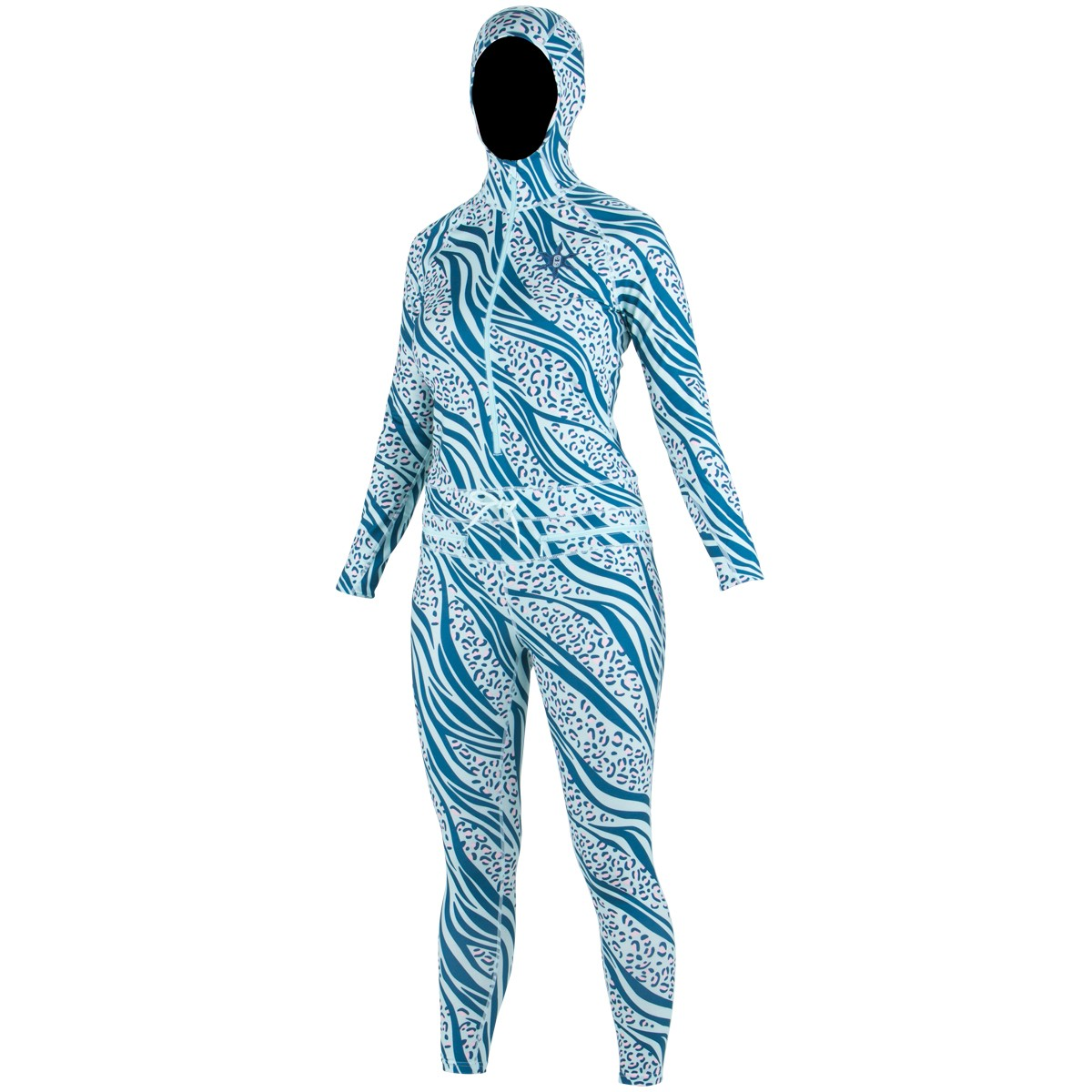 Airblaster Ninja Suit Women's Base Layer 2015 - Malibu Cheebrah