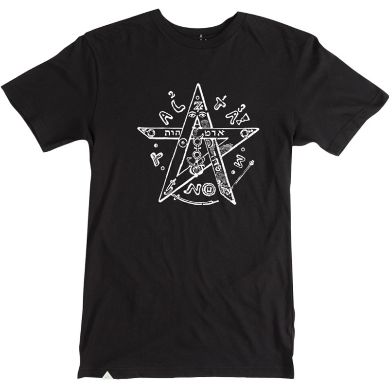 Altamont Altagram T-Shirt - Black