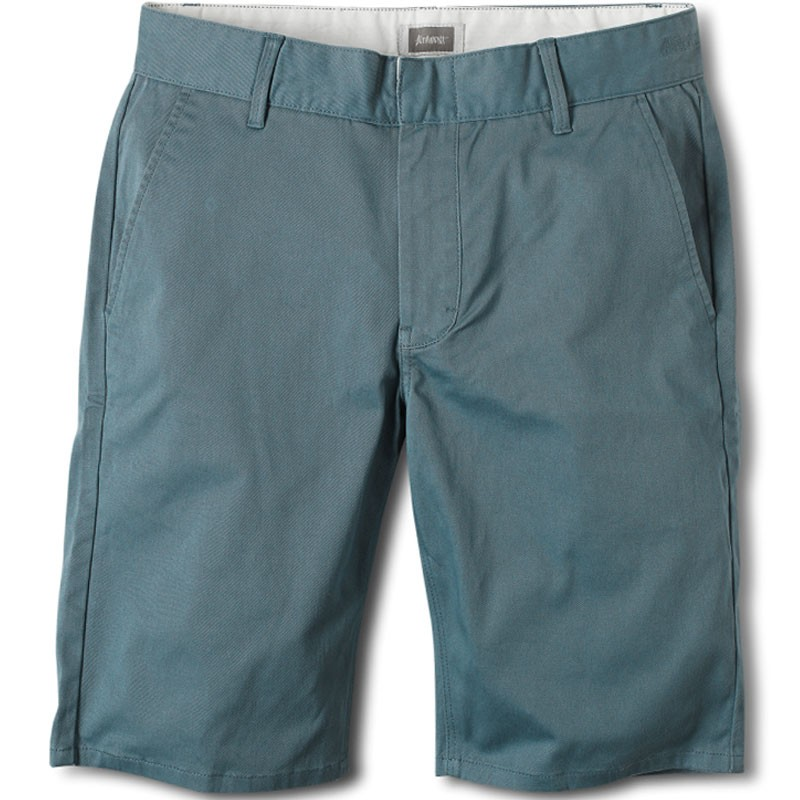 Altamont Davis Slim Shorts - Dusty Blue