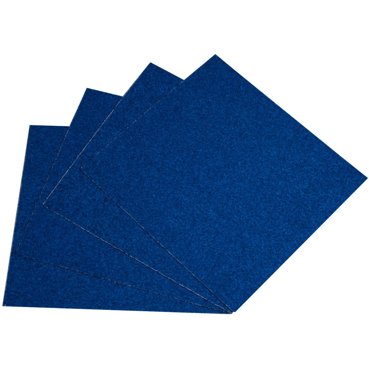 Blood Orange Heavy Duty Grit Griptape 4-Pack - Dark Blue