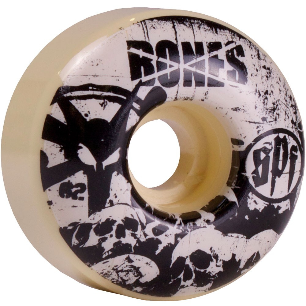 Bones Skullz SPF Skateboard Wheels