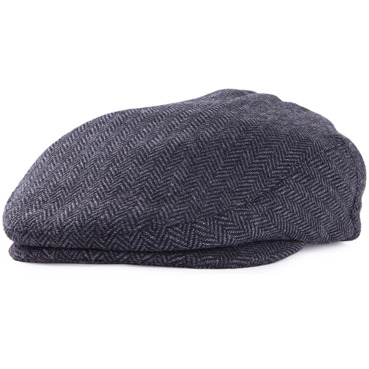 Brixton Hooligan Snap Cap Hat - Grey/Black