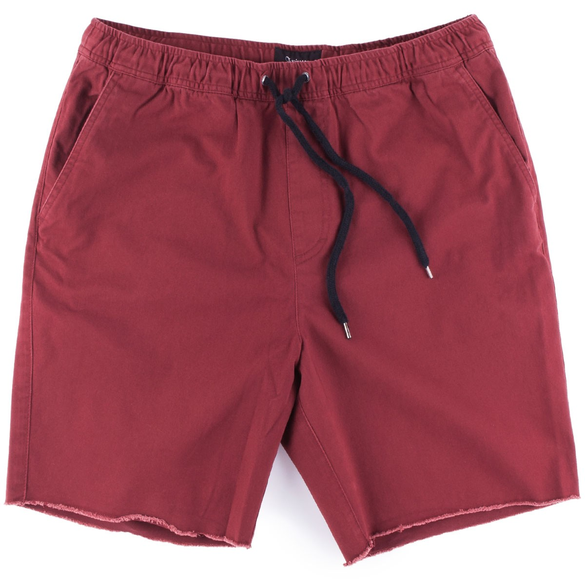 Brixton Madrid Shorts - Burgundy