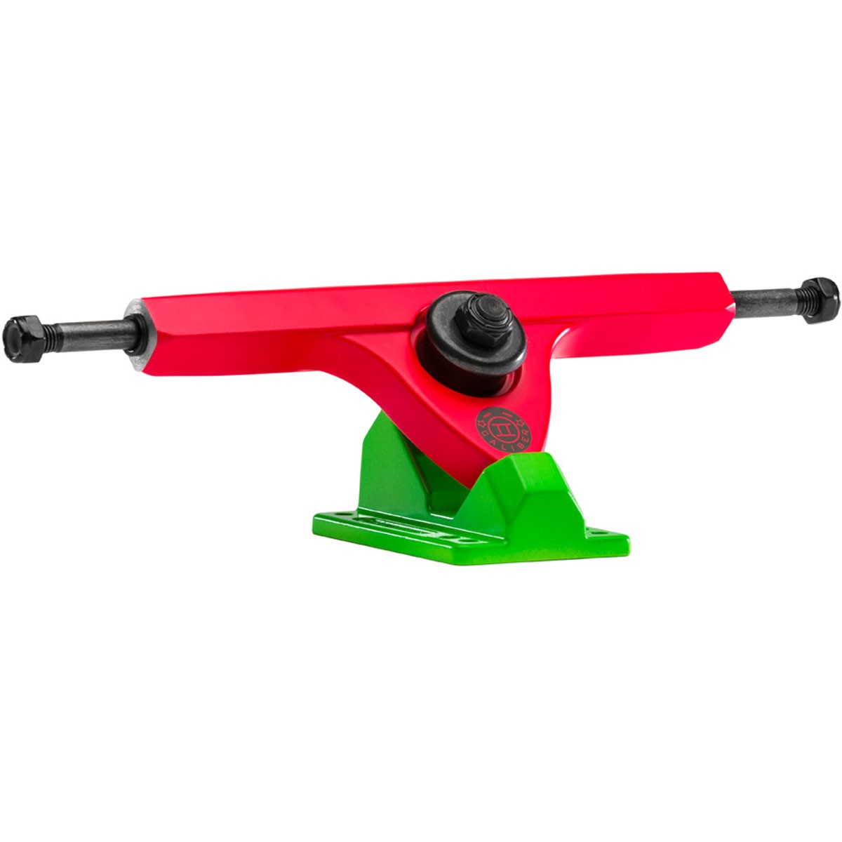 Caliber II Longboard Trucks - Acid Melon 44 Degree