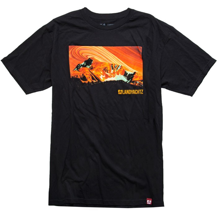 Landyachtz Chili Thom Sun Set T-Shirt