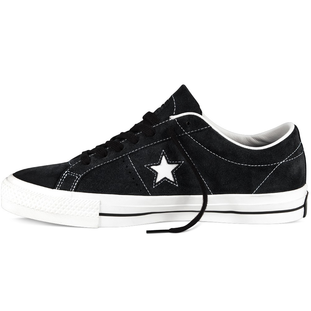 Converse One Star Pro Shoes Vintage Suede