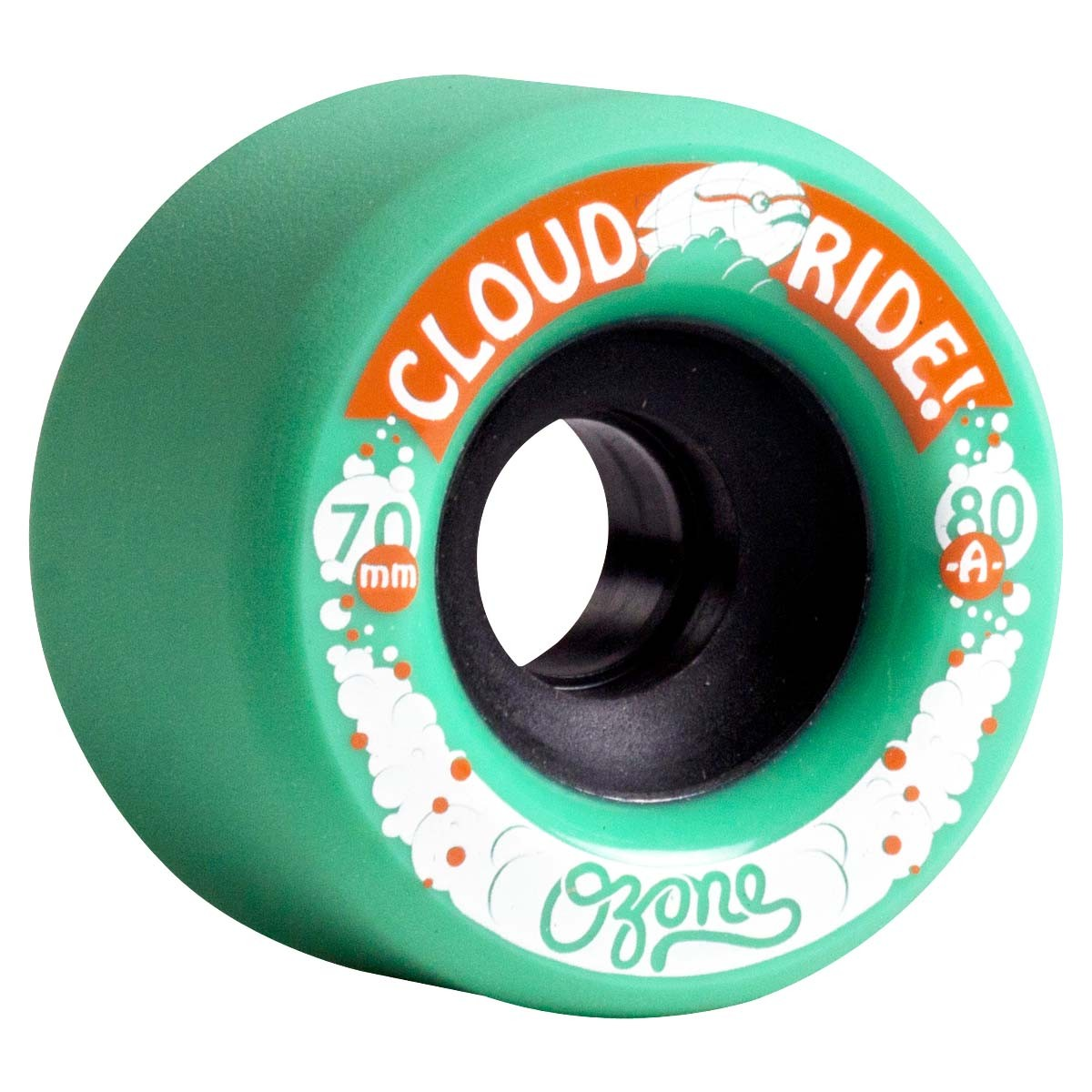 Cloud Ride Ozone Longboard Wheels 70mm