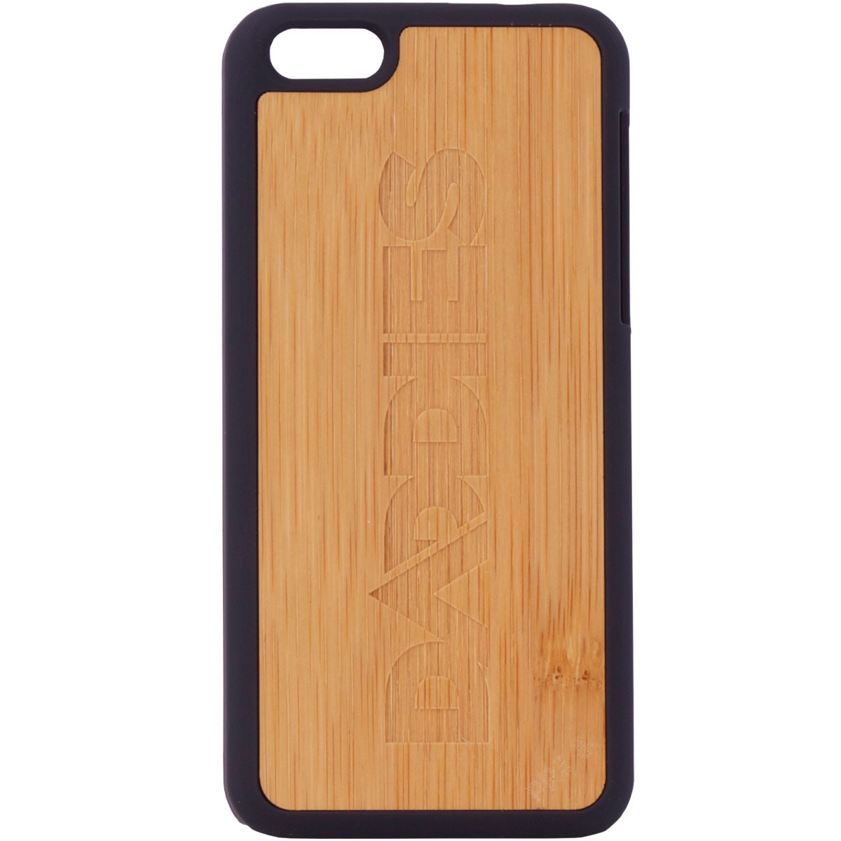 Daddies Board Shop iPhone 5c Hard Case - Bamboo