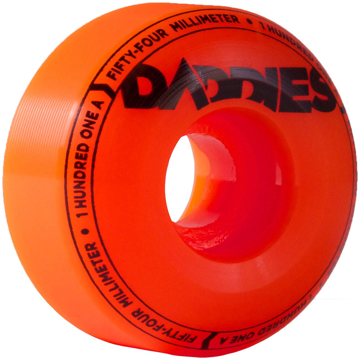 Daddies Board Shop Well Skateboard Wheels 54mm 101a