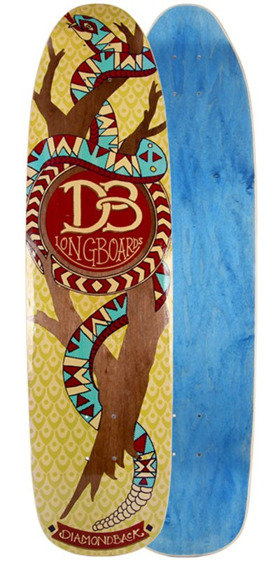 DB Longboards The Diamondback Longboard Deck