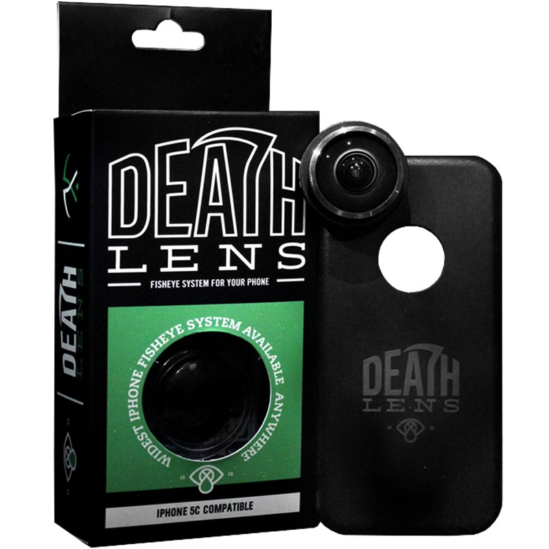 Death Lens iPhone 5c Fisheye Lens
