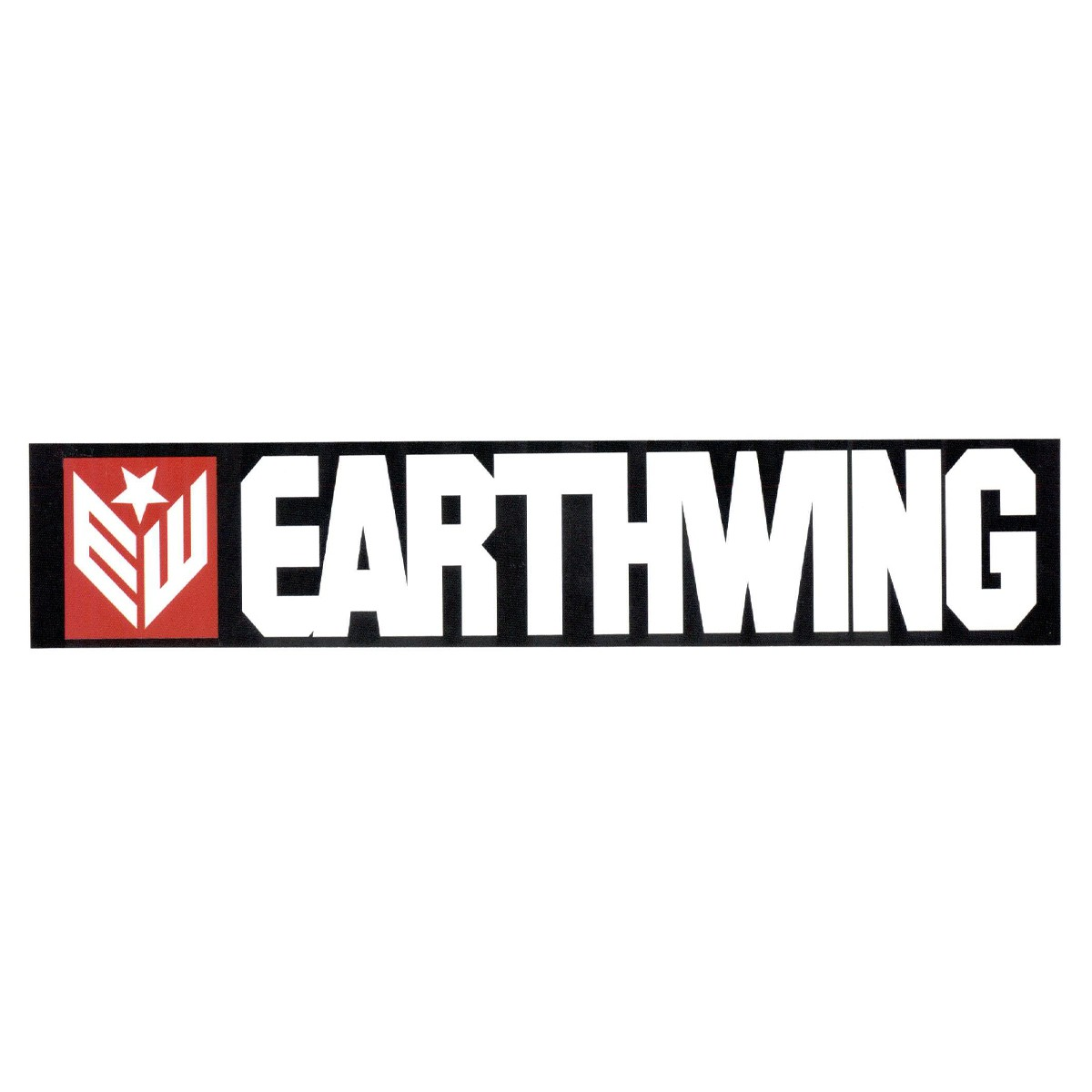 Earthwing Skateboards Logo Sticker