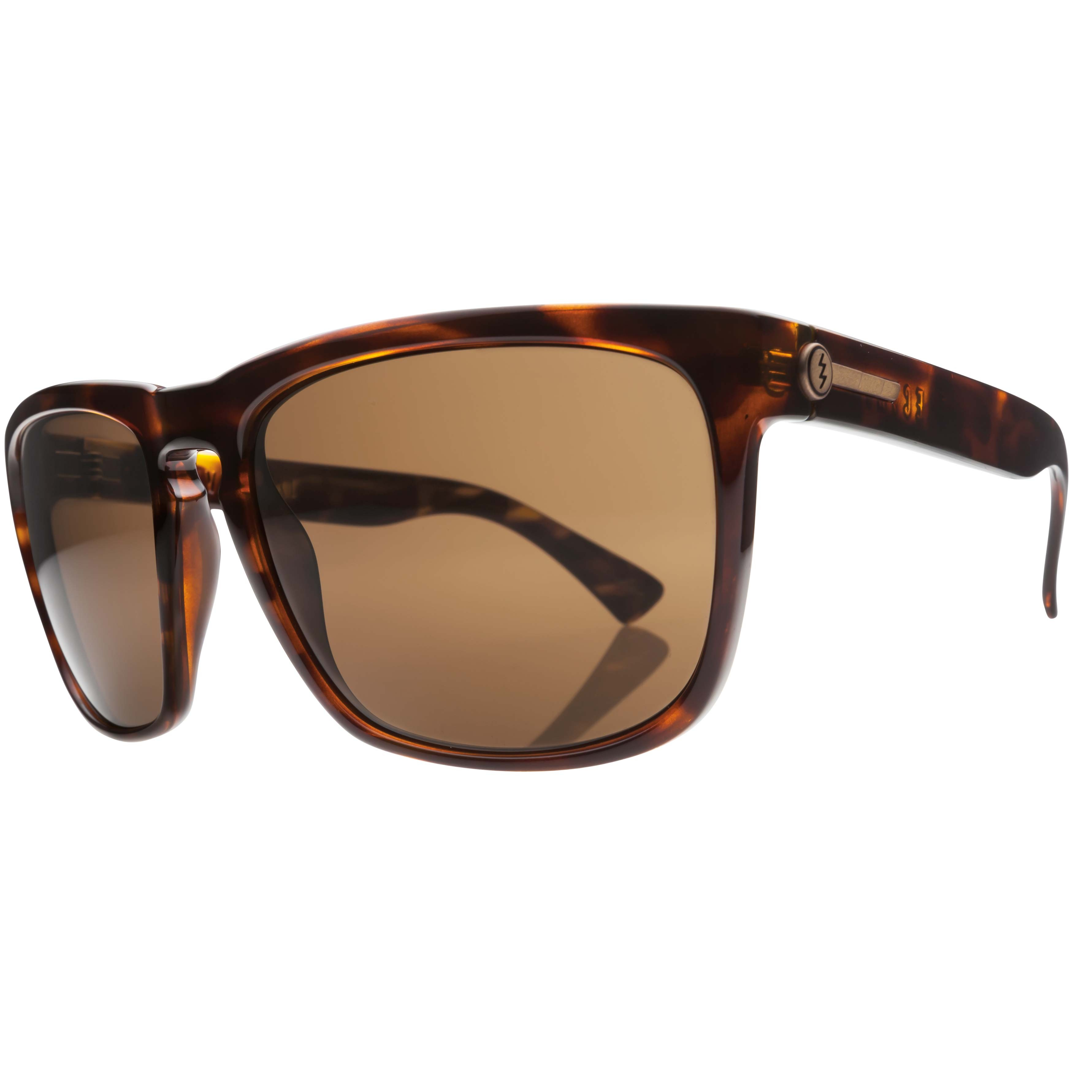 Electric Knoxville XL Sunglasses - Tortoise Shell/Bronze