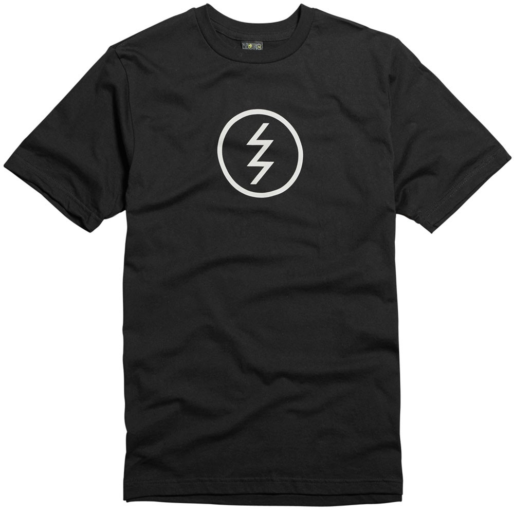 Electric New Volt T-Shirt - Black